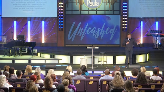 Dr. Tim Clinton at Unleashed Conference 2019