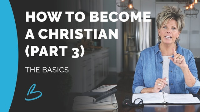 """""""Why Did Jesus Have To Die On A Cross?"""" on Getting A Grip On The Basics"""