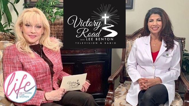 VICTORY ROAD with Lee Benton: Dr. Bita Badakhshan