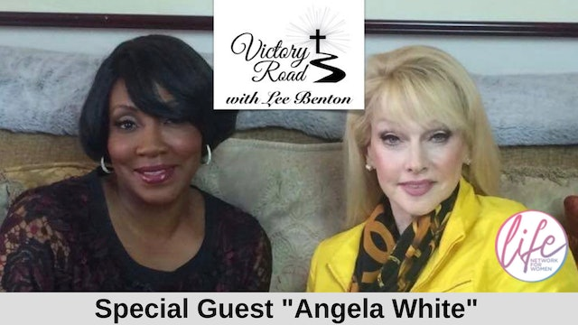 VICTORY ROAD with Lee Benton: Producer Angela White