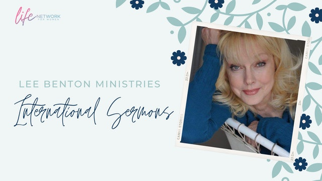 Lee Benton Ministries International Sermon Series