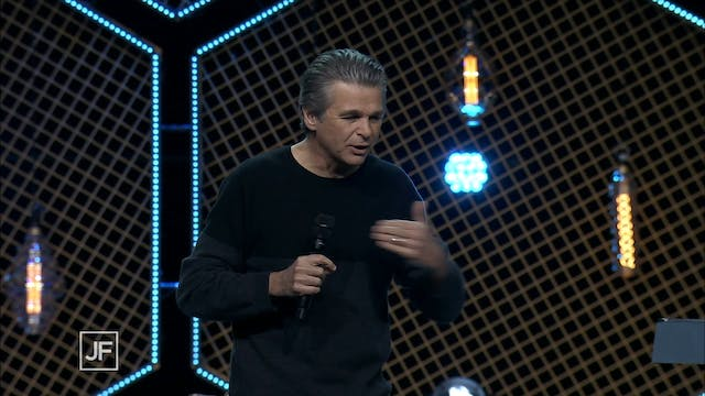 "Jentezen Franklin ""Strangely Wrapped ..."