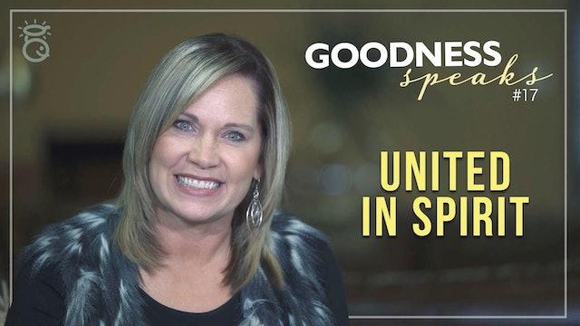 """United in Spirit"" w/Papa Joe Bradford on Goodness Speaks with Rachelle Fletcher"