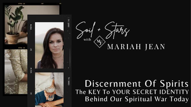DISCERNMENT OF SPIRITS: Key To YOUR S...