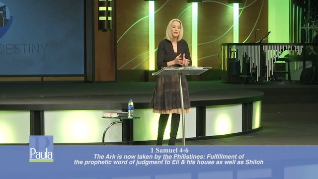 """First Fruits 2021 - Part 2 Preach"" on Paula Today"