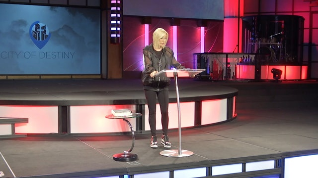 "#043 - What Are You Thinking About"" Part 13 with Pastor Paula White Cain"