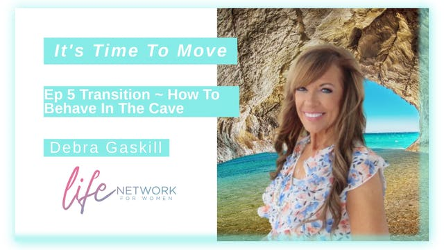 """""""Transition: How To Behave In The Cav..."""
