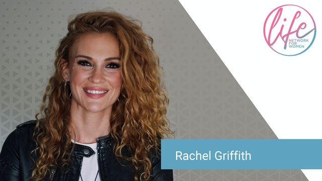 """Peace"" on Ignite TV with Rachel Griffith"