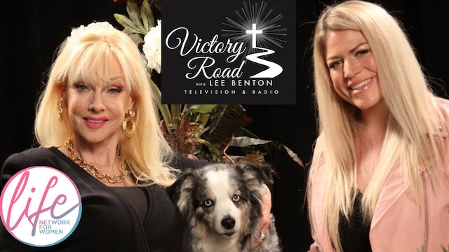 VICTORY ROAD with Lee Benton: Terra Newell