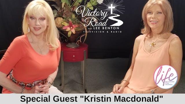VICTORY ROAD with Lee Benton: Kristin...