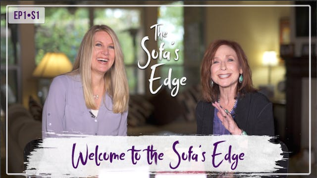 """Welcome to The Sofa's Edge"" The Sofa..."