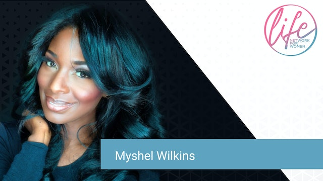 """Finish Strong"" on Embracing Freedom Today with Myshel Wilkins"