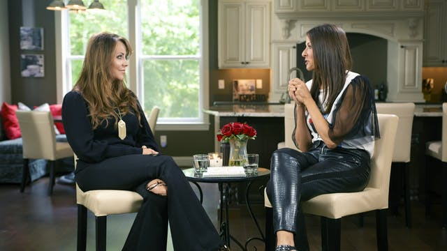 "Nicole Crank and Guest M'lisa Goff ""T..."