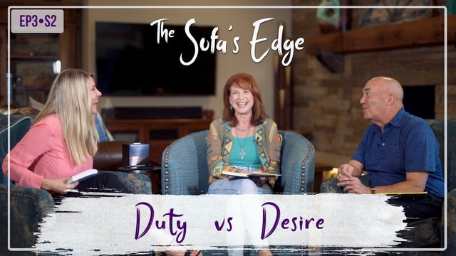 """Duty versus Desire – Part 3"" on The Sofa's Edge"