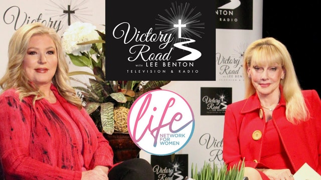 VICTORY ROAD with Lee Benton: Debra Newell