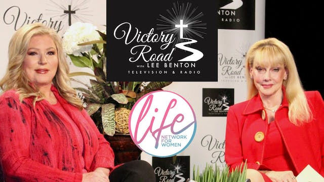 VICTORY ROAD with Lee Benton: Debra N...
