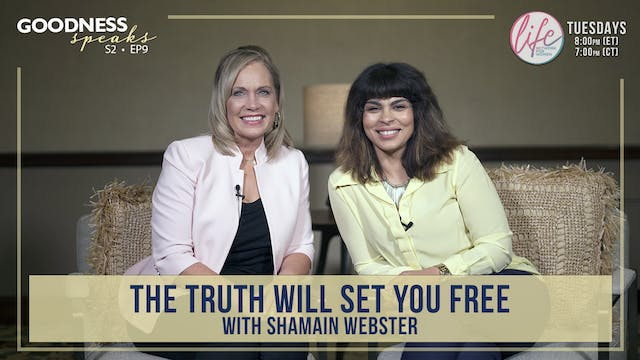 """""""The Truth Will Set You Free with Sha..."""
