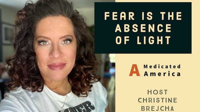 """""""Fear is the Absence of Light"""" on Christine's Cornerstone"""