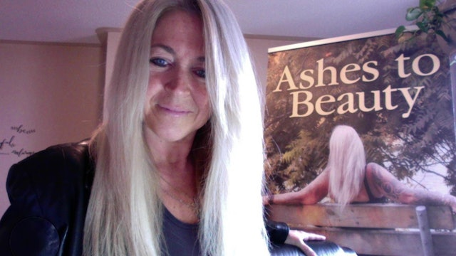 """""""Stand Firm--No Compromise"""" on Ashes to Beauty with Wendy Noll"""