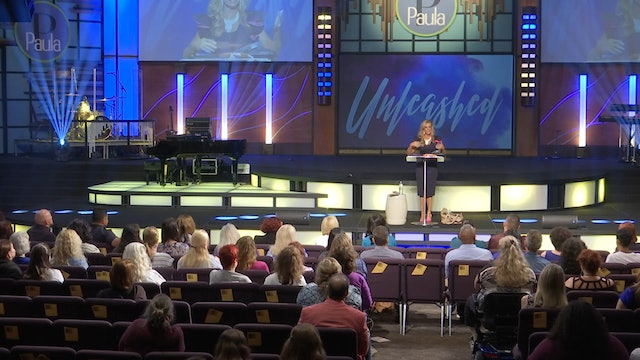 Terri Savelle Foy at UNLEASHED Conference 2019