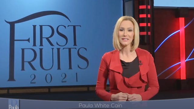 """First Fruits 2021 - Part 2"" on Paula..."
