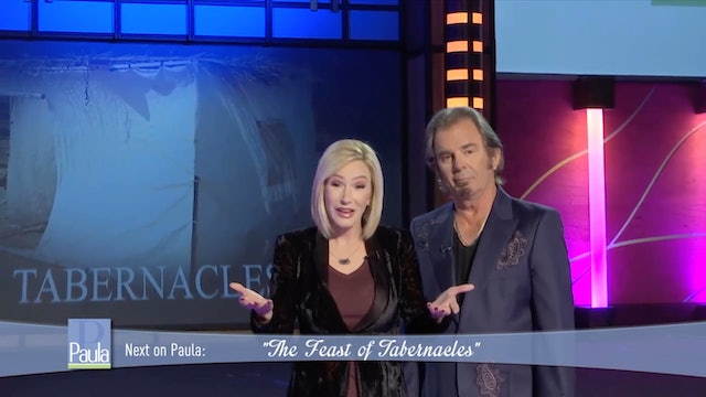 """""""The Feast of Tabernacles"""" on Paula Today"""