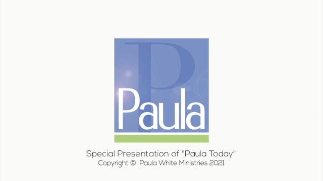 """Kingdom of God 2021 - Part 1"" on Paula Today"