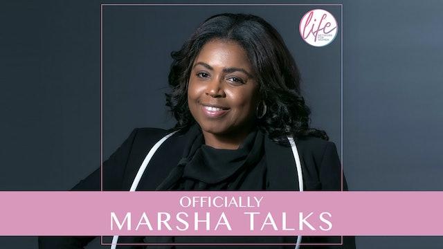 """Introduction"" on Officially Marsha Talk with Marsha Williams"