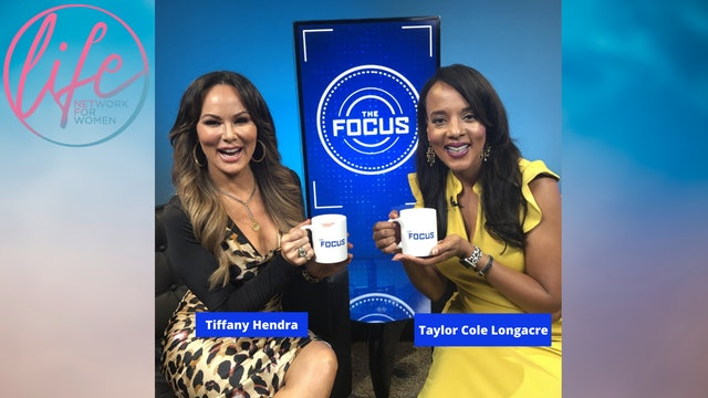 Tiffany Hendra on The Focus