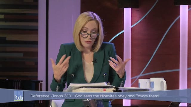 """Supernatural Favor 2021"" on Paula Today"