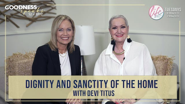 """""""Dignity and Sanctity of the Home: wi..."""