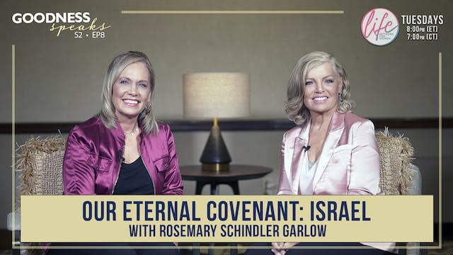 """""""Our Eternal Covenant: Israel with Ro..."""