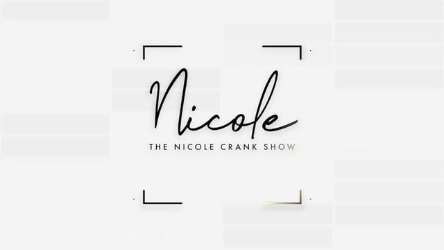 """""""Living Strong"""" on The Nicole Crank Show"""