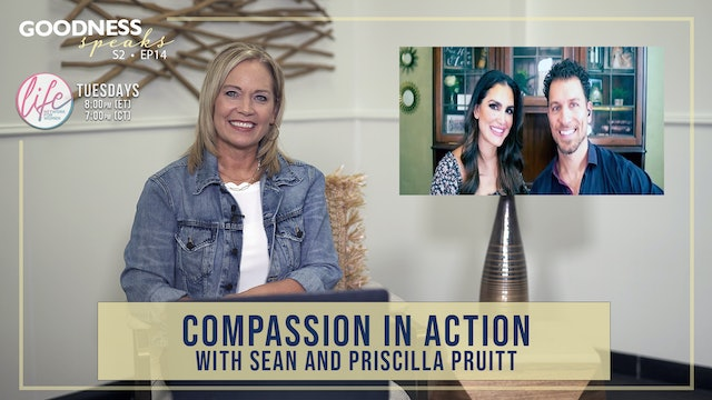 """""""Compassion in Action"""" on Goodness Speaks"""