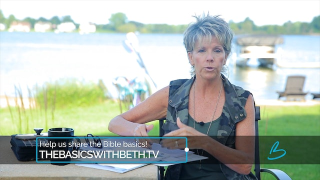 """Beth Jones """"What Really Happened At The Cross"""""""