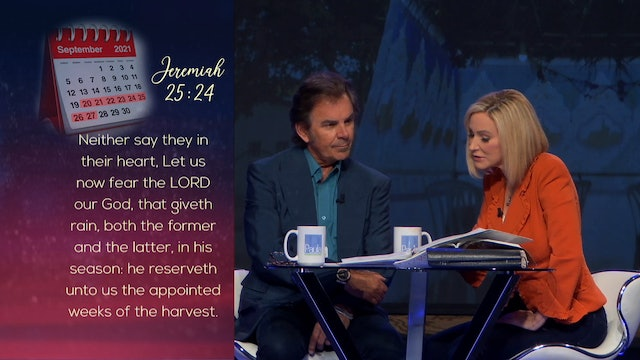 """""""Tabernacles - Part 2"""" on Paula Today"""