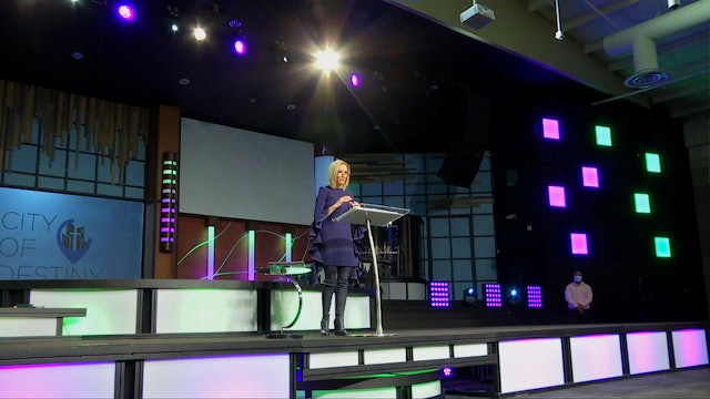 """""""Remnant Church and Revival 2021"""" on Paula Today"""