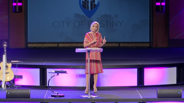 """#023 - """"End the Issue"""" with Pastor Paula White Cain"""