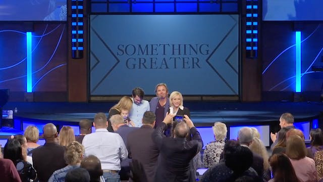 """Something Greater: All Things Are Po..."
