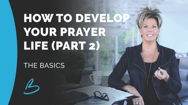 """""""How To Pray In Faith"""" on Getting A Grip On The Basics"""