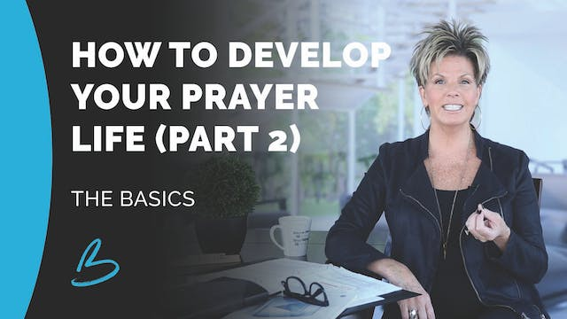 """""""How To Pray In Faith"""" on Getting A G..."""