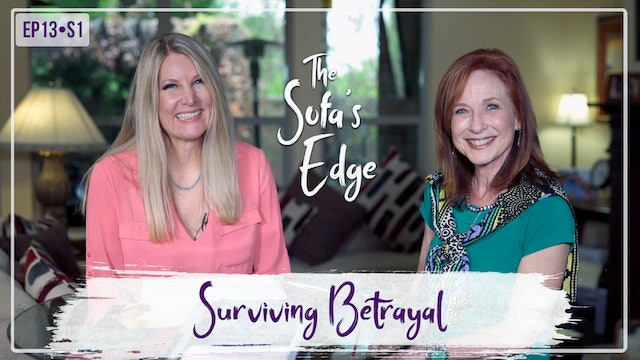 """""""After the Affair: Surviving Betrayal"""" on The Sofa's Edge"""