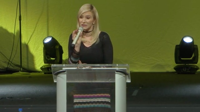 Paula White Cain, He's Number 1 (Part 1)