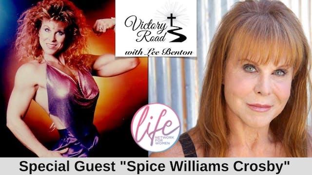 VICTORY ROAD with Lee Benton: Actress...