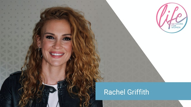 Ignite TV with Rachel Griffith Streaming on August 28th