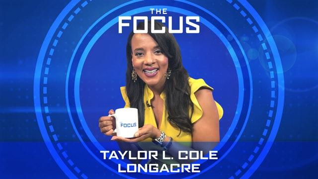 """Blake & Mary Ann Pyron"" on The Focus"