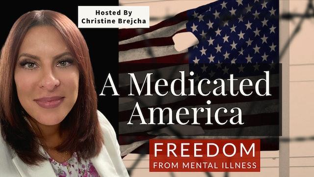 """Freedom From Mental Illness"" on Christine's Cornerstone"