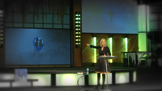 """First Fruits 2021 - Part 1 Preach"" on Paula Today"