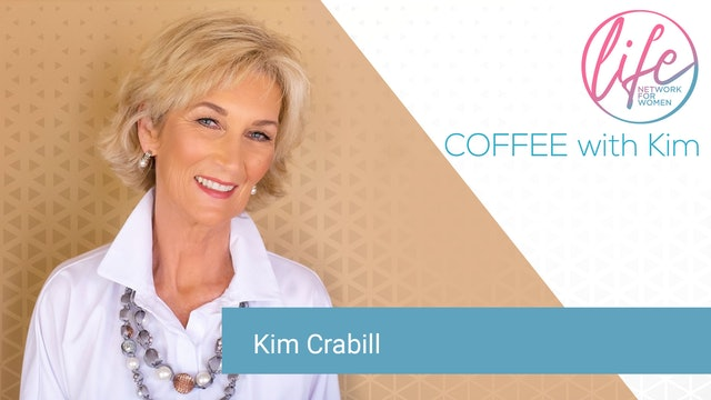 """""""The Everyday Way of Grace"""" on COFFEE with Kim"""