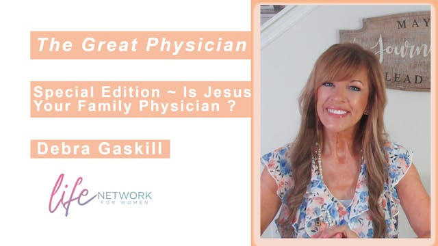 """""""Is Jesus Your Family Physician?"""" on ..."""